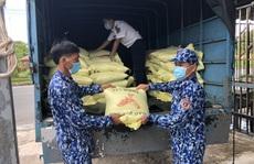 Cảnh sát biển và biên phòng ở Kiên Giang giúp dân nghèo ổn định cuộc sống