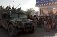 Taliban áp sát thủ đô Afghanistan, liên tục thả tội phạm