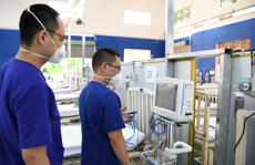 TP HCM nỗ lực giảm quá tải điều trị bệnh nhân Covid-19 nặng