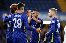 Chelsea mơ ngôi đầu châu Âu