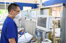 Bệnh viện dã chiến điều trị Covid-19 đặt tại Trường THPT Phú Nhuận đi vào hoạt động