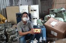 Thu giữ số lượng lớn dụng cụ đo nồng độ oxy, súng khử khuẩn