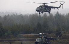 Máy bay Nga rơi xuống hồ núi lửa, 8 người mất tích