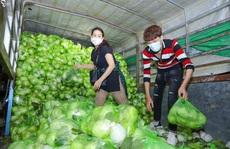 Hàng ngàn người dân 'kêu' gặp khó tiêu thụ nông sản, chủ tịch huyện nói gì?