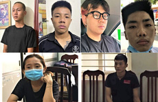Khởi tố 6 đối tượng vụ cướp xe máy của nữ công nhân môi trường đô thị