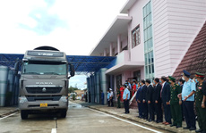 Khai trương Cửa khẩu quốc tế Nam Giang - Đắc Tà Oọc
