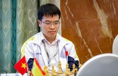 Lê Quang Liêm thất bại nội dung cờ nhanh tại Mỹ