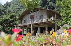 """Kiến trúc """"độc nhất vô nhị"""" của làng đá cổ ở Cao Bằng"""