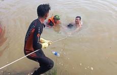 Rủ nhau ra sông tắm, 2 thanh, thiếu niên chết đuối