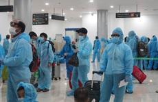 Sau một tháng về từ vùng có dịch, gia đình 5 người ở Bình Định được phát hiện mắc Covid-19