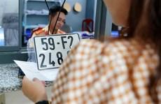 Đăng ký cấp biển số ôtô qua online