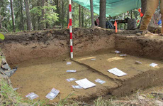 'Kho báu' 14.000 năm tiết lộ nơi châu Mỹ - châu Á dính liền
