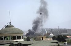 Quân đội Mỹ tiếp quản không phận sân bay Kabul giữa hỗn loạn