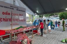 Cung ứng thực phẩm cho người dân Đà Nẵng ra sao trong 7 ngày 'ai ở đâu thì ở đó'?