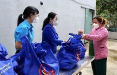 Công đoàn Thành phố Hồ Chí Minh hỗ trợ 150.000 phần nhu yếu phẩm cho công nhân khó khăn