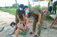 Khởi tố 2 đối tượng tấn công cán bộ kiểm soát dịch ở Long An, Tiền Giang