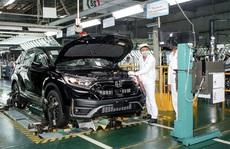 Phó Thủ tướng chỉ đạo sau khi có đề xuất tiếp tục giảm 50% lệ phí trước bạ ôtô