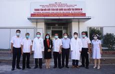 Trung tâm điều trị bệnh nhân Covid-19 nguy kịch ở ĐBSCL chính thức hoạt động