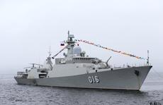 Nga đón 2 chiến hạm Việt Nam tới dự Army Games 2021