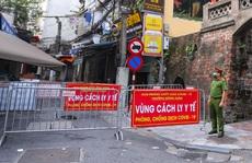 Có tiếp tục giãn cách xã hội ở Hà Nội sau ngày 23-8?