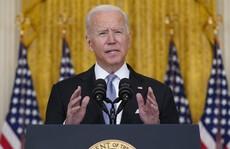 Tổng thống Biden cảnh báo 'vũ lực tàn khốc' với Taliban