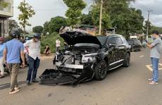 Khởi tố vụ án 2 ôtô rượt đuổi, nổ súng bắn nhau giữa phố