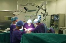 Phẫu thuật thành công dị tật hẹp hộp sọ