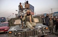 """Afghanistan: Taliban hưởng """"kho báu"""" của Mỹ và phương Tây"""