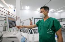 Cận cảnh Trung tâm Hồi sức tích cực người bệnh Covid-19 tại TP HCM