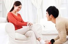 Dành cho chồng cơ hội thấy vợ bé bỏng