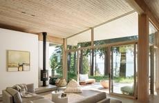 Ngắm nhìn cabin tuyệt đẹp nằm gần rừng Vancouver