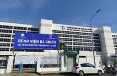 Bên trong bệnh viện dã chiến điều trị Covid-19 đa tầng 1.000 giường ở TP HCM
