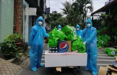 Trao 6.550 phần quà cho công nhân, người lao động khó khăn do dịch bệnh