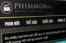 Công an TP HCM khởi tố vụ án hình sự liên quan website phimmoi.net