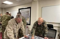 Mỹ công bố những bức ảnh đầu tiên về cuộc sơ tán khỏi Afghanistan