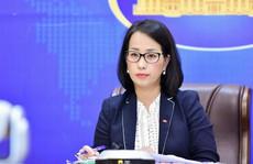 Việt Nam lên tiếng về tình hình Afghanistan