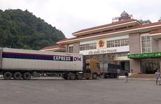 Trung Quốc thay đổi quy trình giao nhận hàng hoá qua cửa khẩu Tân Thanh, doanh nghiệp cần biết