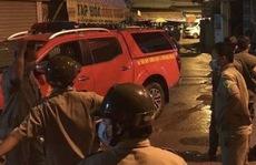 Công an vẫn đang ở hiện trường vụ cháy khiến 5 người thương vong tại Bình Dương