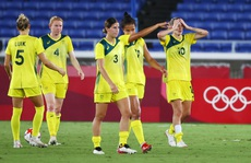 Thua Thụy Điển, tuyển nữ Úc mất vé dự chung kết Olympic 2020