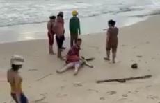 Ba người quê An Giang tử vong khi tắm biển ở Phú Quốc