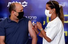 'Hình mẫu' tiêm chủng Israel đứng trước phép thử Delta