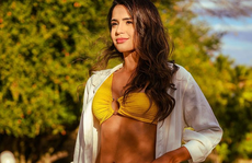 Đường cong bốc lửa của tân Hoa hậu Thế giới Brazil