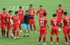 Giao hữu: Tuyển Việt Nam thắng sát nút U23