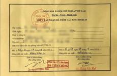 Đến đâu để được cấp giấy xác nhận đã tiêm vắc-xin Covid-19?