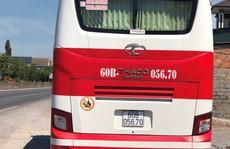 Xe khách chở 'chui' 12 người từ Đồng Nai về Quảng Bình để tránh dịch Covid-19