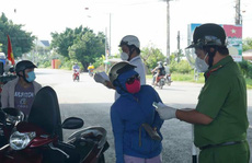 TP Tân An yêu cầu người dân không ra đường với lý do mua hàng thiết yếu