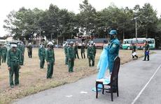 TP HCM: Quân đội hỗ trợ công an trấn áp, xử lý đối tượng chống người thi hành công vụ