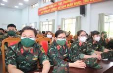 300 bác sĩ, học viên Bộ Quốc phòng tỏa khắp TP HCM làm nhiệm vụ