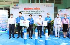 Ra mắt ATM Oxy miễn phí dành cho bệnh nhân Covid-19