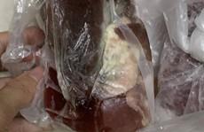 Đà Nẵng: Kiểm tra việc giao thịt bốc mùi hôi cho người dân